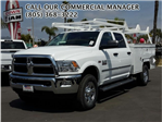 2017 Ram 3500 Crew Cab 4x4, Scelzi Service Body #D2188 - photo 1