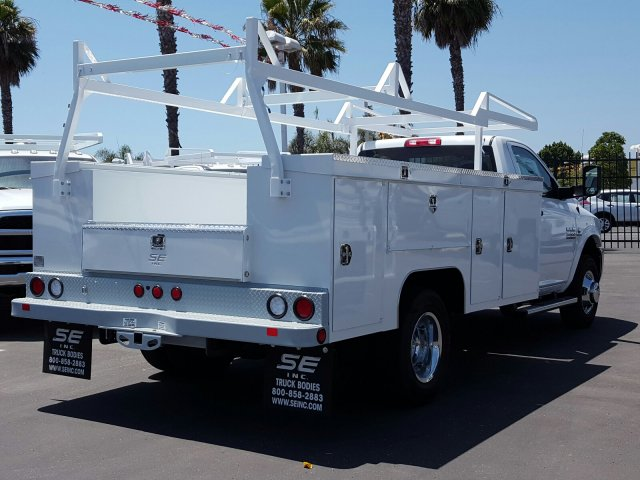 2017 Ram 3500 Regular Cab DRW, Scelzi Service Body #D2204 - photo 6