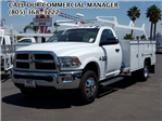 2017 Ram 3500 Regular Cab DRW, Scelzi Service Body #D2204 - photo 1