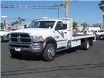 2017 Ram 5500 Regular Cab DRW, Scelzi Platform Body #D2230 - photo 1