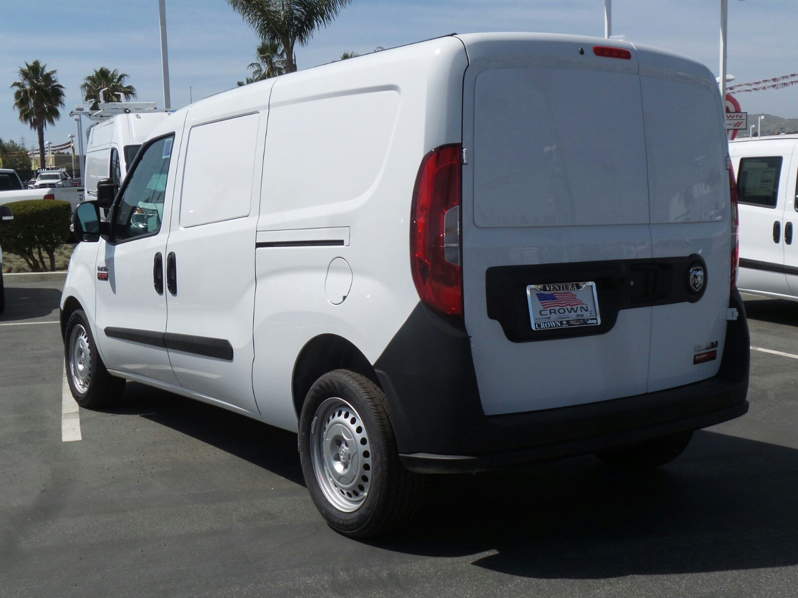 2017 ProMaster City, Cargo Van #D2245 - photo 2