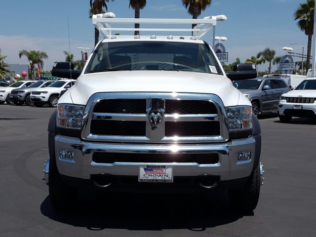 2017 Ram 4500 Crew Cab DRW, Contractor Body #D2344 - photo 3