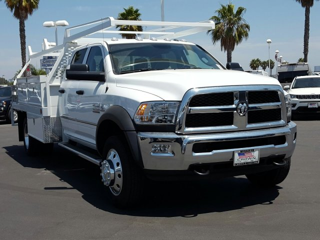 2017 Ram 4500 Crew Cab DRW, Contractor Body #D2344 - photo 4