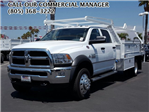 2017 Ram 4500 Crew Cab DRW, Contractor Body #D2344 - photo 1