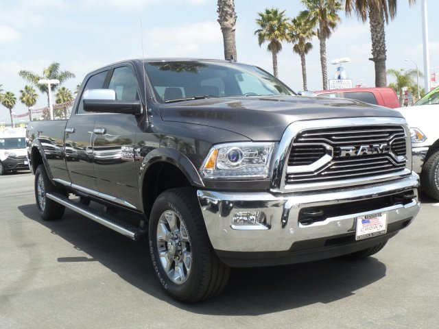 2017 Ram 2500 Crew Cab 4x4, Pickup #D2370 - photo 4