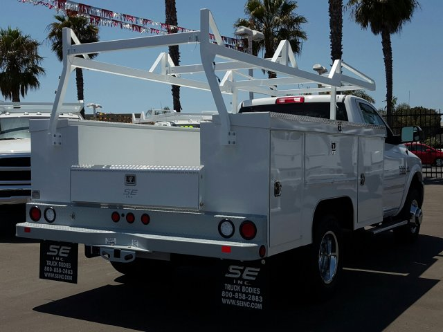 2017 Ram 3500 Regular Cab DRW, Scelzi Service Body #D2419 - photo 6