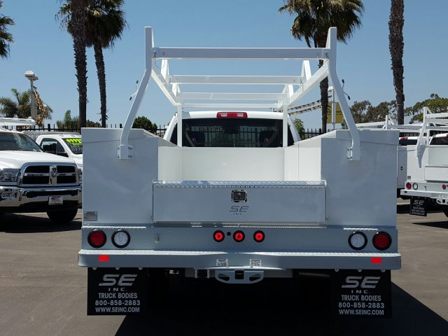 2017 Ram 3500 Regular Cab DRW, Scelzi Service Body #D2419 - photo 7