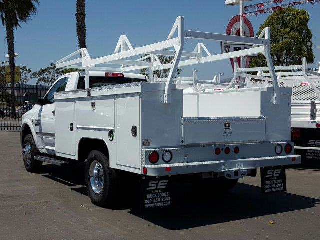 2017 Ram 3500 Regular Cab DRW, Scelzi Service Body #D2419 - photo 2