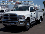 2017 Ram 3500 Regular Cab DRW, Scelzi Service Body #D2419 - photo 1