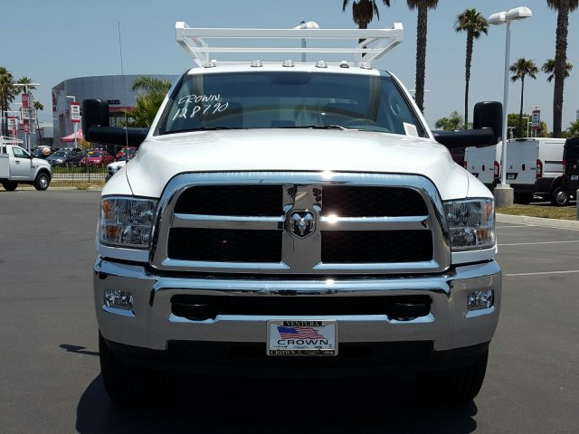 2017 Ram 3500 Crew Cab 4x4, Scelzi Service Body #D2421 - photo 3