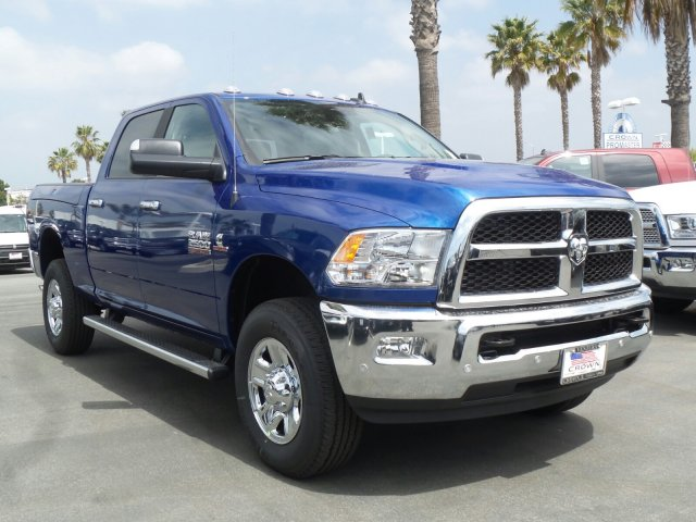 2017 Ram 2500 Crew Cab 4x4, Pickup #D2470 - photo 4