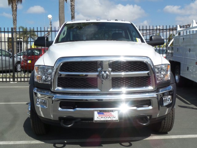 2017 Ram 4500 Regular Cab DRW 4x4, Cab Chassis #D2533 - photo 4