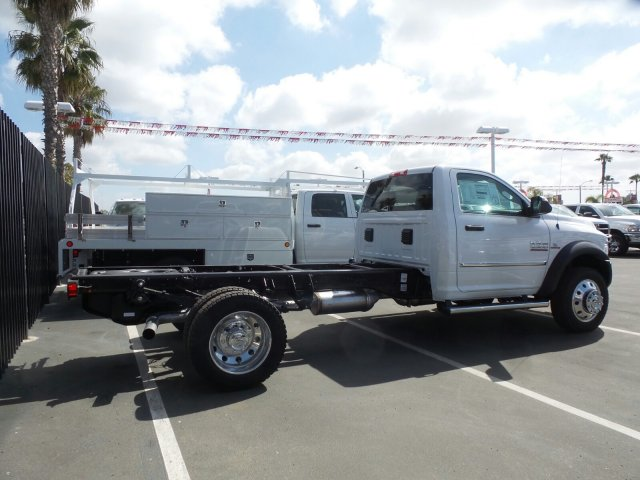 2017 Ram 4500 Regular Cab DRW 4x4, Cab Chassis #D2533 - photo 2
