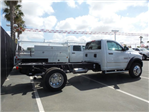 2017 Ram 4500 Regular Cab DRW 4x4, Cab Chassis #D2533 - photo 1