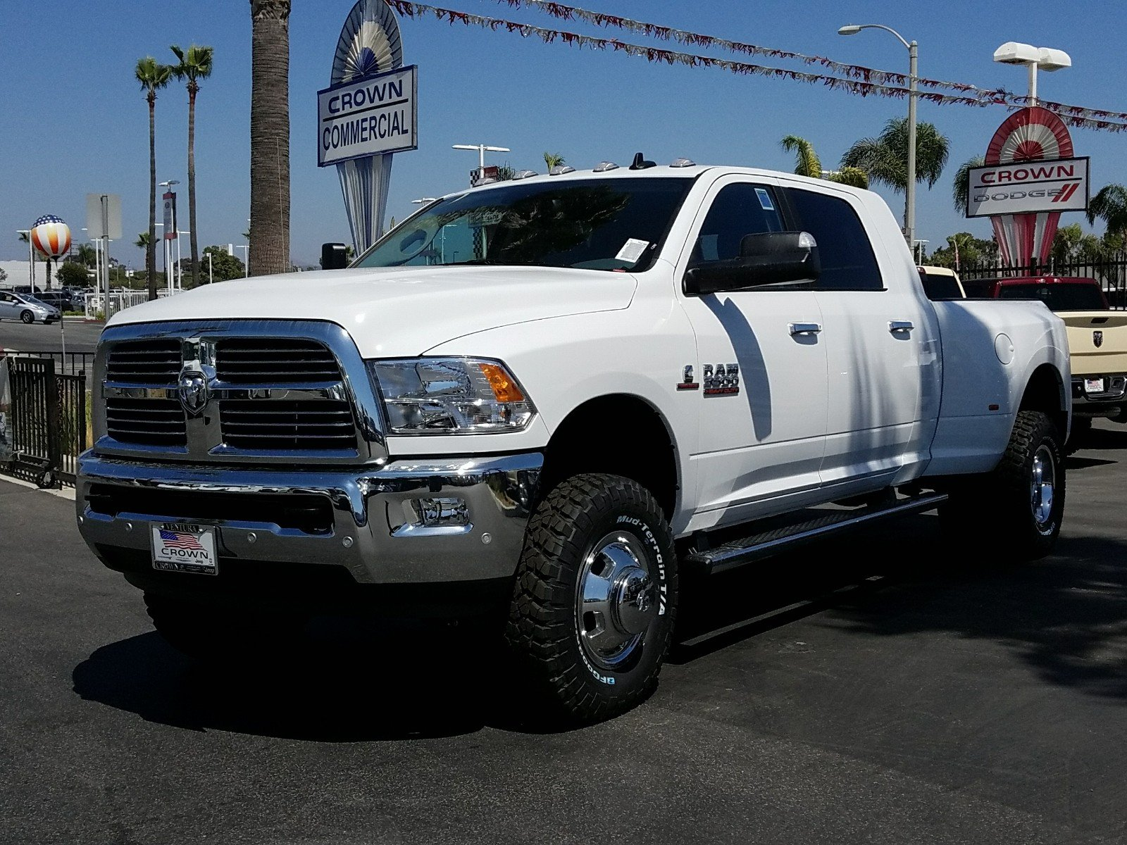 2017 Ram 3500 Mega Cab DRW 4x4 Pickup #D2539 - photo 1