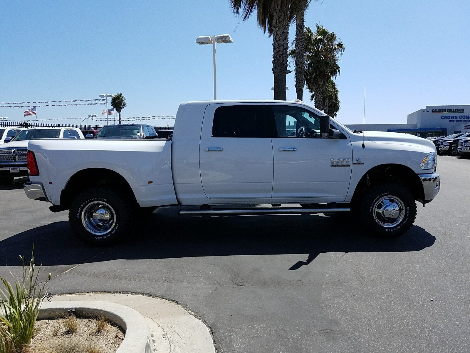 2017 Ram 3500 Mega Cab DRW 4x4 Pickup #D2539 - photo 6