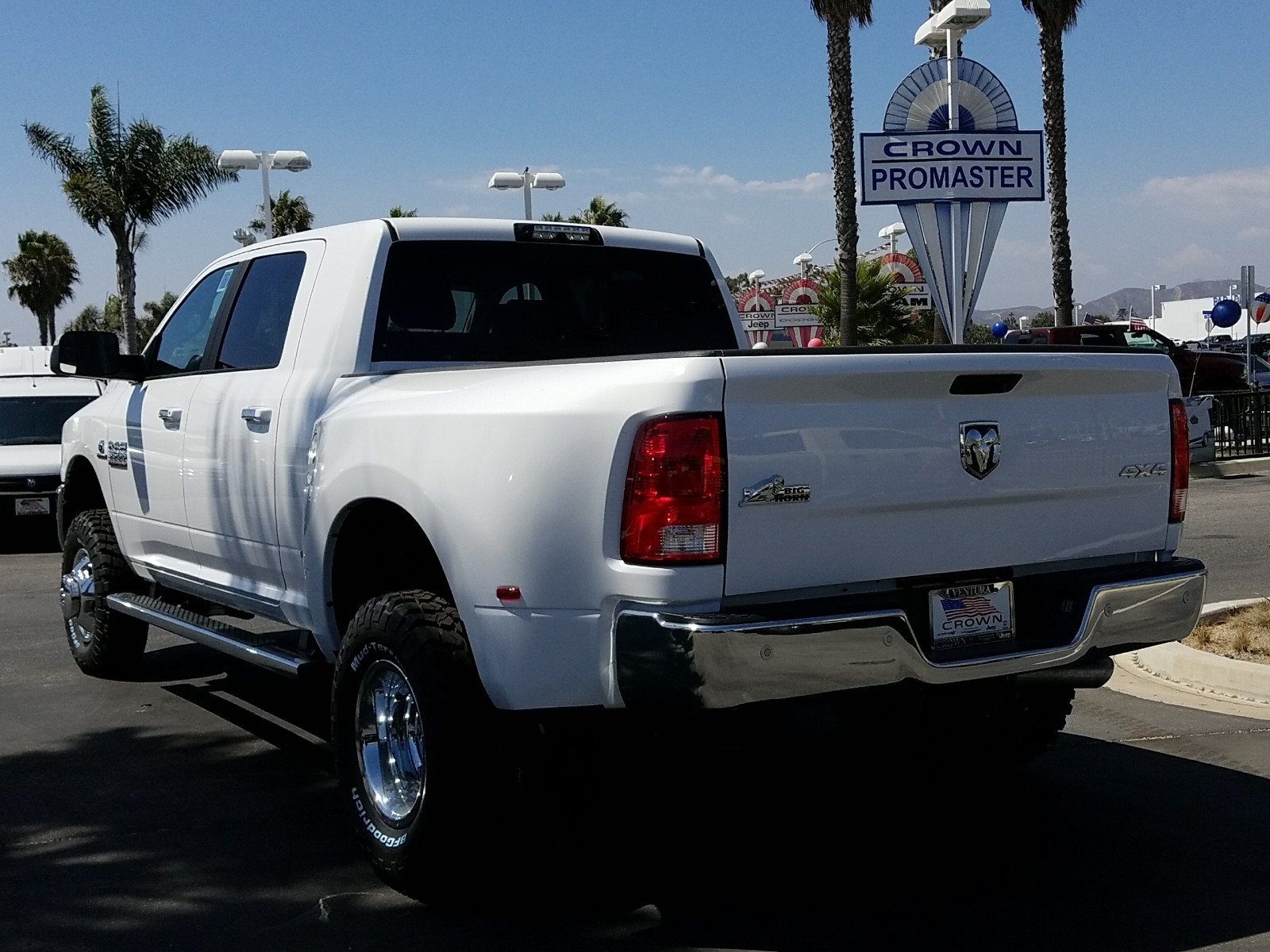 2017 Ram 3500 Mega Cab DRW 4x4 Pickup #D2539 - photo 2