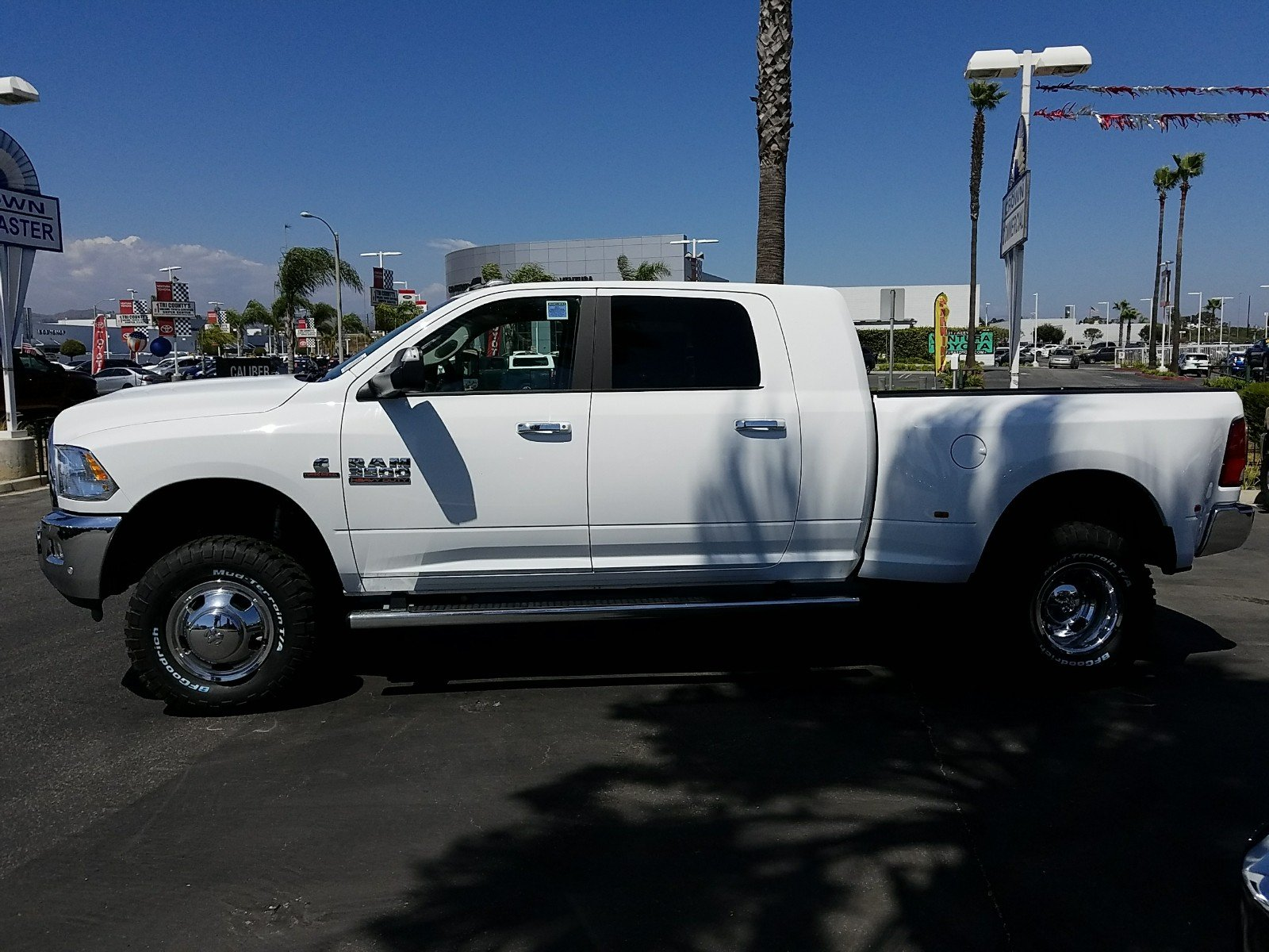 2017 Ram 3500 Mega Cab DRW 4x4 Pickup #D2539 - photo 9