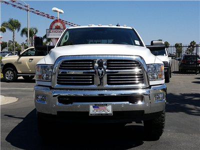 2017 Ram 3500 Mega Cab DRW 4x4 Pickup #D2539 - photo 3