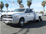 2017 Ram 3500 Crew Cab DRW 4x4,  Scelzi Service Body #D2560 - photo 1