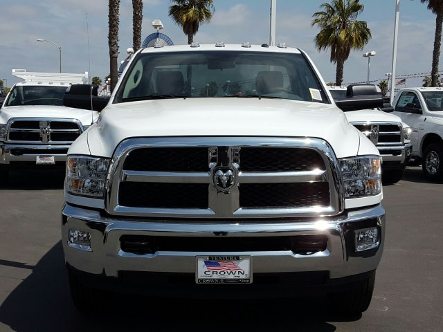 2017 Ram 3500 Regular Cab DRW 4x4, Cab Chassis #D2573 - photo 3