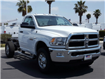 2017 Ram 3500 Regular Cab, Cab Chassis #D2612 - photo 4
