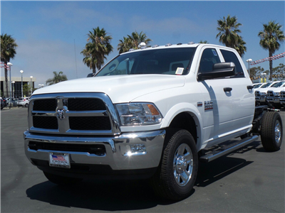2017 Ram 3500 Crew Cab Cab Chassis #D2729 - photo 1