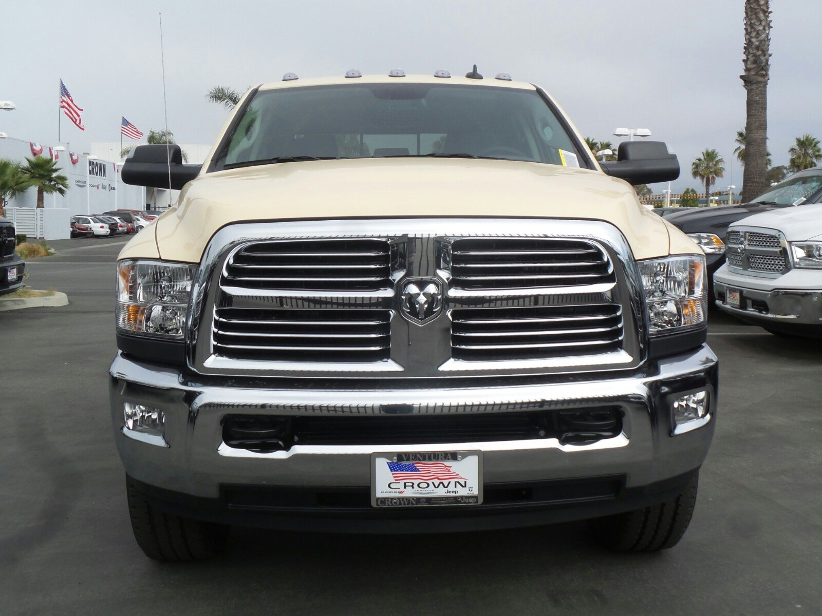 2017 Ram 3500 Mega Cab 4x4,  Pickup #D2771 - photo 3