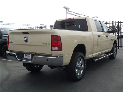 2017 Ram 3500 Mega Cab 4x4,  Pickup #D2771 - photo 5