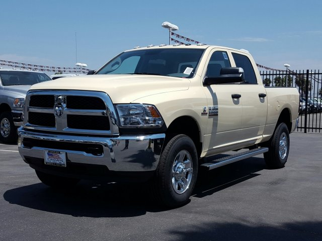 2017 Ram 2500 Crew Cab 4x4 Pickup #D2909 - photo 1