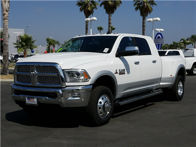 2018 Ram 3500 Mega Cab DRW 4x4 Pickup #E1032 - photo 1