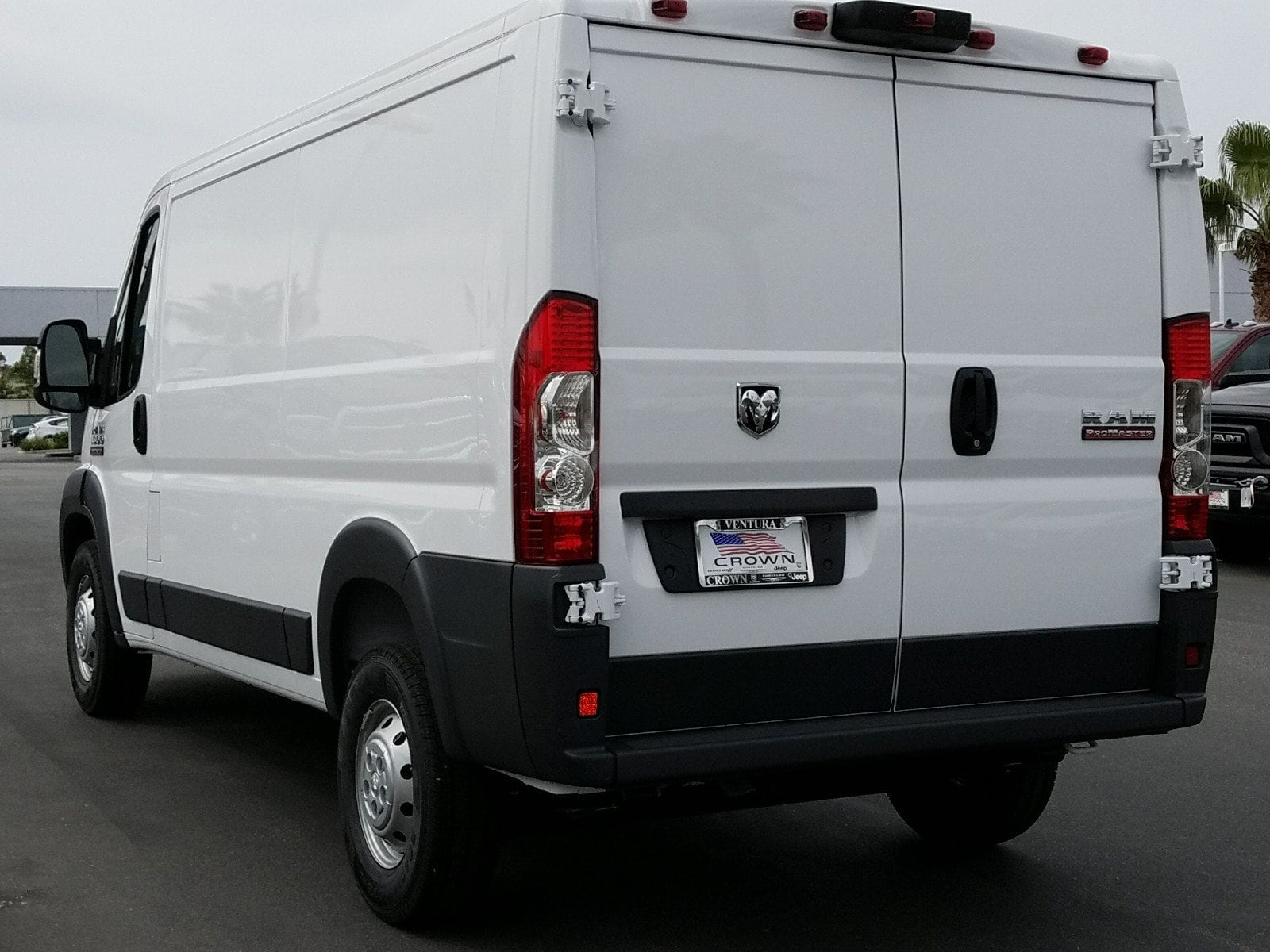 2018 ProMaster 1500 Standard Roof FWD,  Empty Cargo Van #E1092 - photo 2