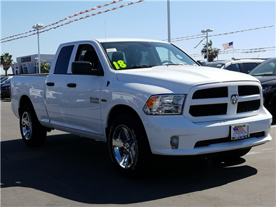 2018 Ram 1500 Quad Cab, Pickup #E1132 - photo 4