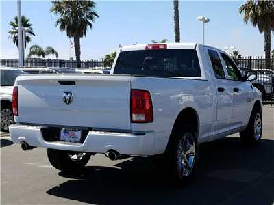 2018 Ram 1500 Quad Cab, Pickup #E1132 - photo 6