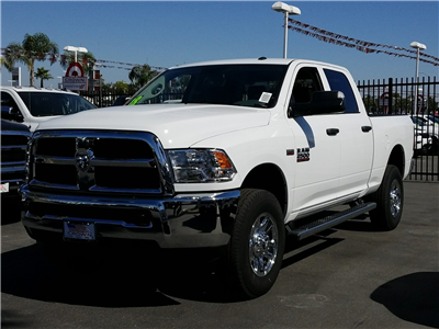 2018 Ram 2500 Crew Cab 4x4 Pickup #E1137 - photo 1