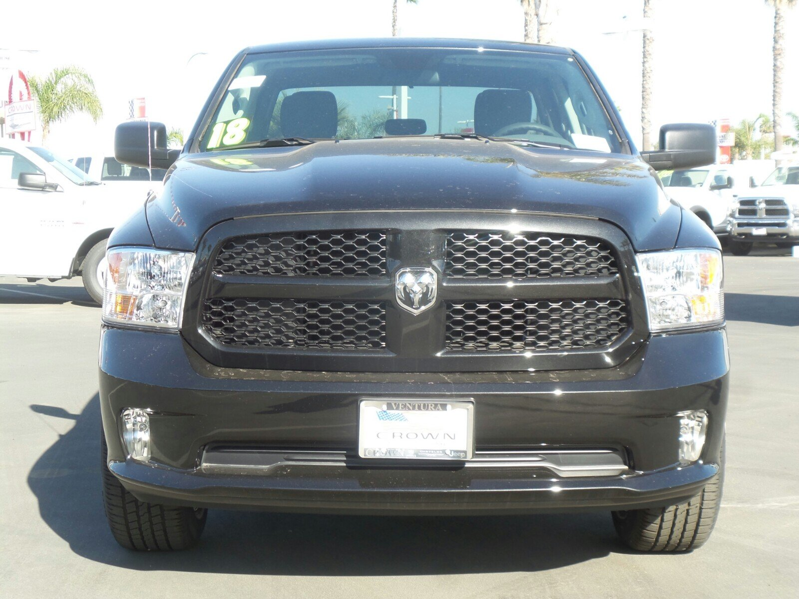 2018 Ram 1500 Quad Cab Pickup #E1187 - photo 3