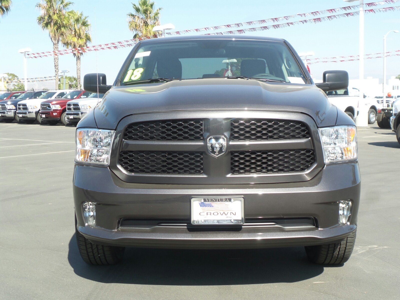 2018 Ram 1500 Quad Cab 4x2,  Pickup #E1190 - photo 3
