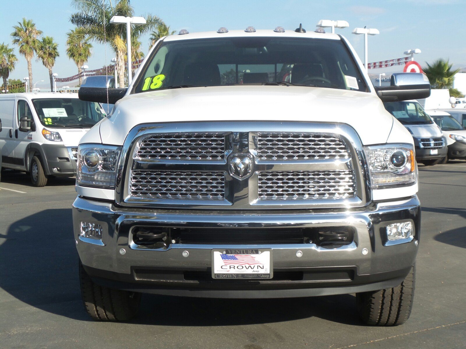 2018 Ram 2500 Mega Cab 4x4,  Pickup #E1192 - photo 3