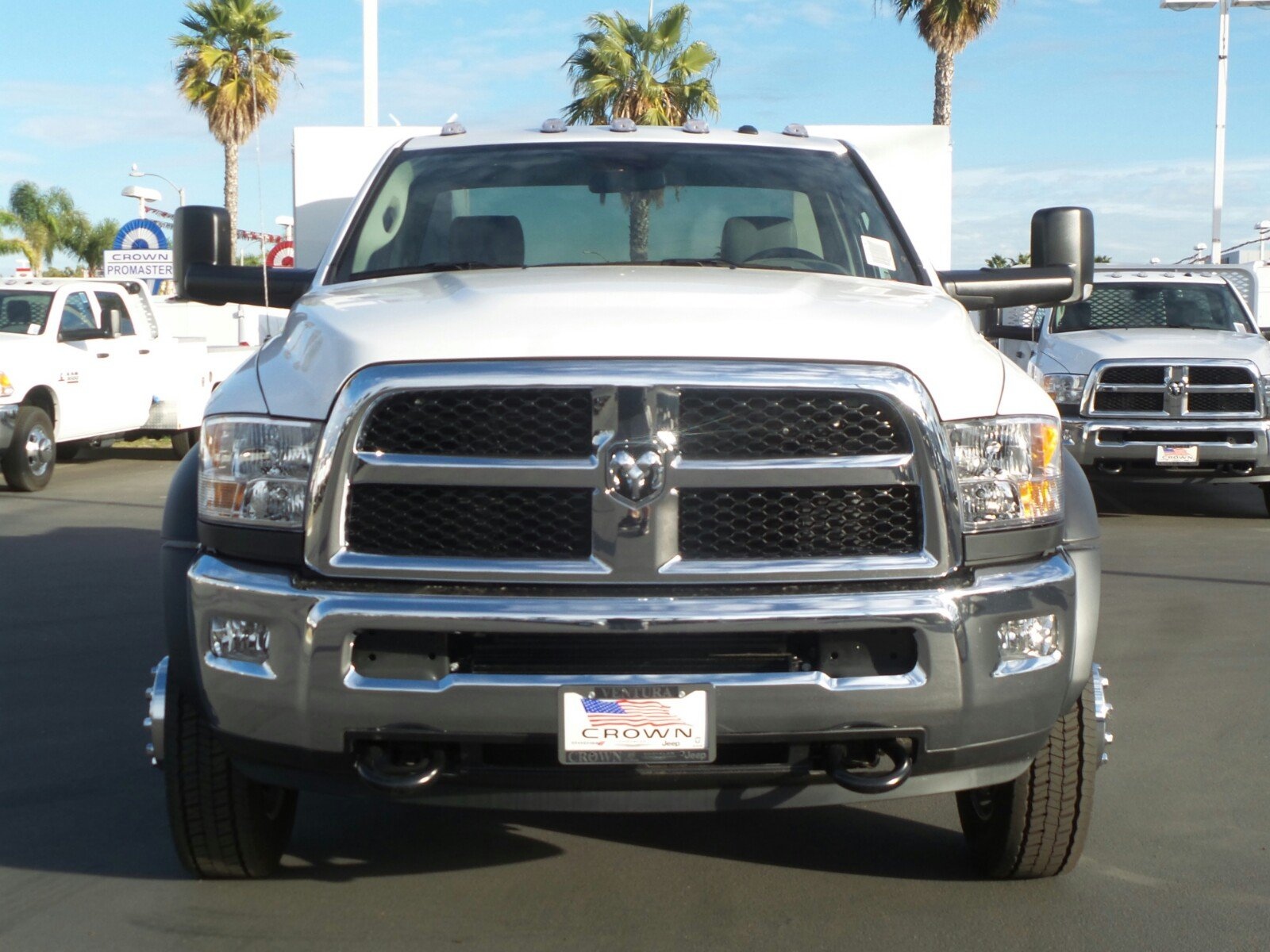 2018 Ram 5500 Regular Cab DRW 4x4, Scelzi Signature Service Welder Body #E1198 - photo 3