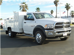 2018 Ram 5500 Regular Cab DRW 4x4,  Scelzi Signature Service Welder Body #E1198 - photo 4