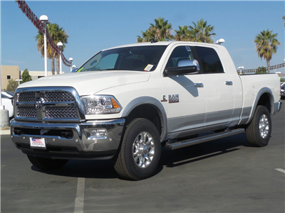 2018 Ram 2500 Mega Cab 4x4 Pickup #E1201 - photo 1