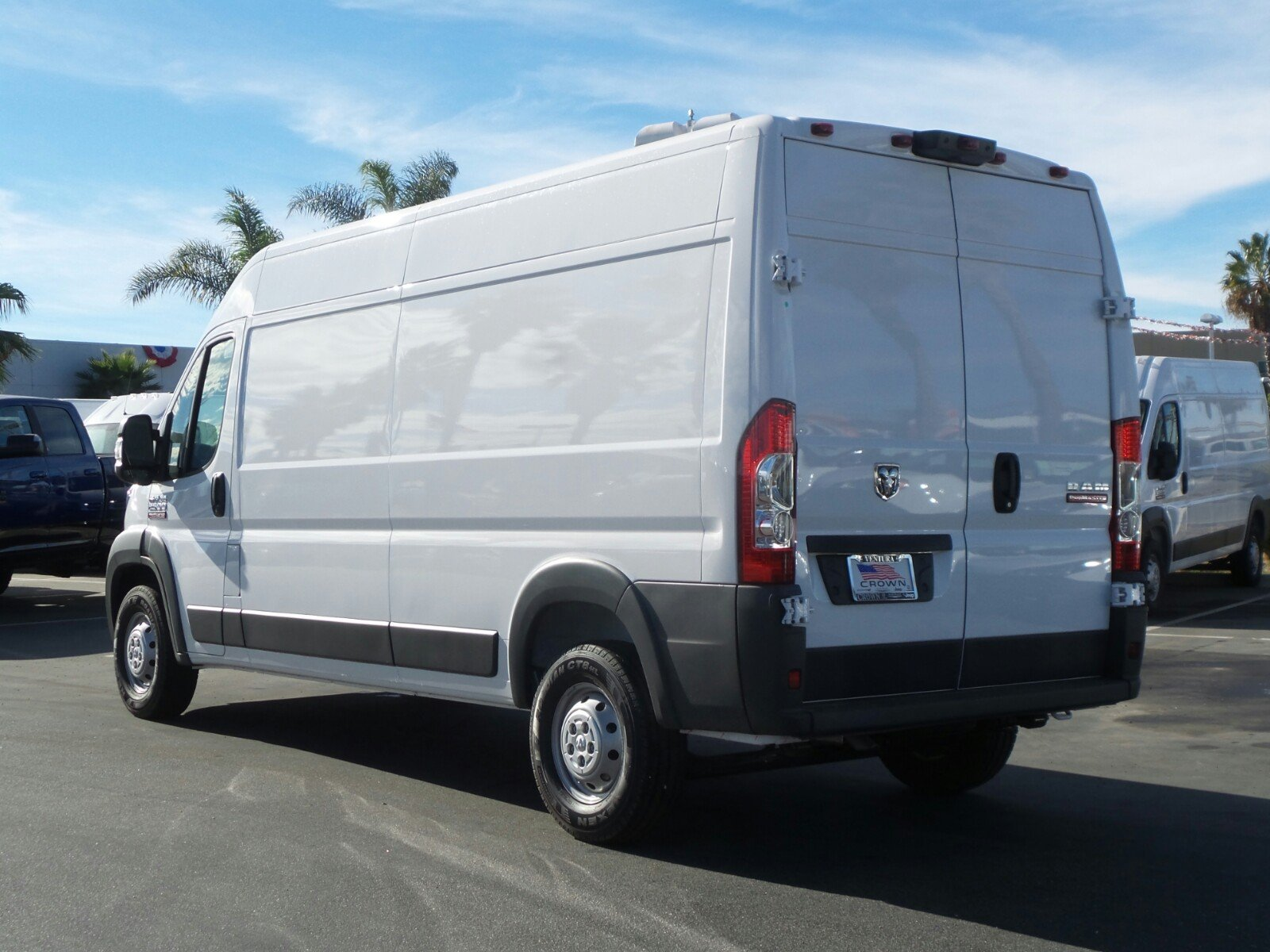 2018 ProMaster 2500 High Roof, Upfitted Van #E1293 - photo 1