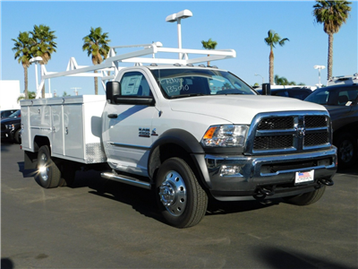 2018 Ram 4500 Regular Cab DRW, Scelzi Signature Service Service Body #E1294 - photo 7