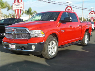 2018 Ram 1500 Crew Cab 4x4, Pickup #E1329 - photo 1