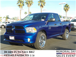 2018 Ram 1500 Quad Cab 4x4, Pickup #E1415 - photo 9