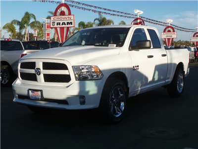 2018 Ram 1500 Quad Cab, Pickup #E1416 - photo 1