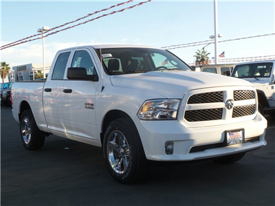 2018 Ram 1500 Quad Cab, Pickup #E1416 - photo 4