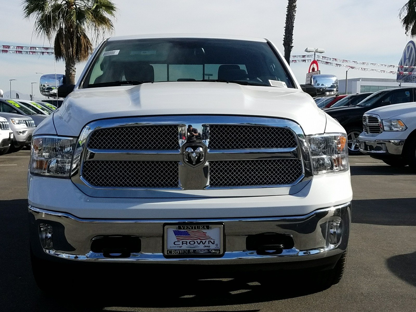 2018 Ram 1500 Crew Cab, Pickup #E1417 - photo 3