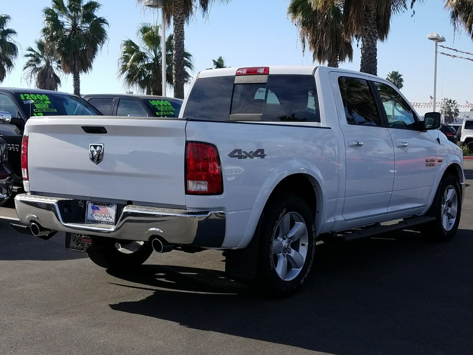 2018 Ram 1500 Crew Cab, Pickup #E1417 - photo 6