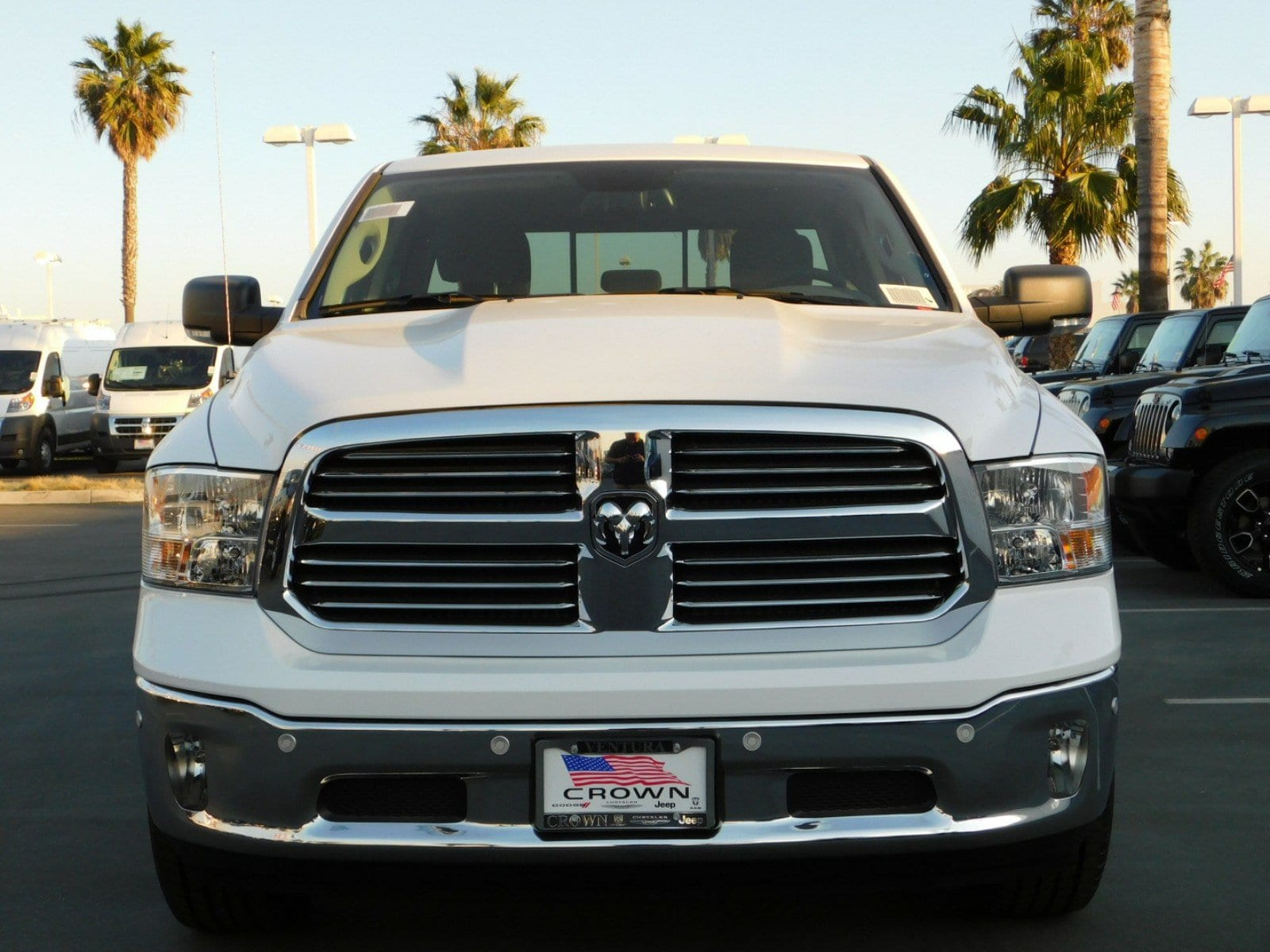 2018 Ram 1500 Quad Cab 4x2,  Pickup #E1418 - photo 3